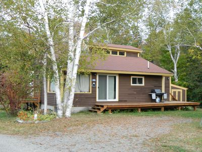 Photo for 2BR Chalet Vacation Rental in Carrabassett Valley, Maine