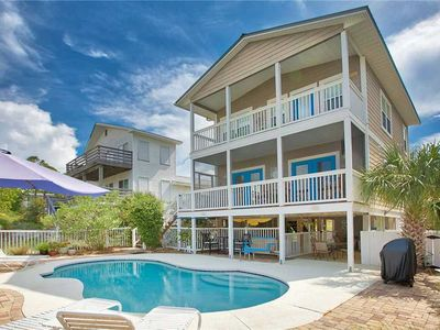 Photo for Sand Dollar - Grayton, Private Pool, Close to the Beach, Walk to the Red Bar!