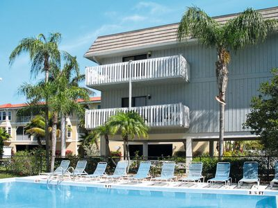 Photo for Apartment Anlage mit Pool (ANN770) in Anna Maria Island - 4 persons, 2 bedrooms