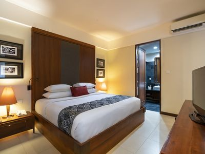 Photo for Family Suite Room 2 minutes walk to Kuta Beach