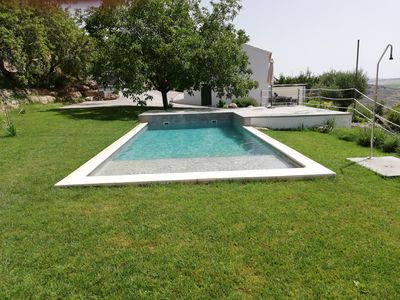 Photo for COUNTRY HOUSE WITH SWIMMING POOL, NATURAL PARADISE, TRANQUILITY AND EXCELLENT VIEWS