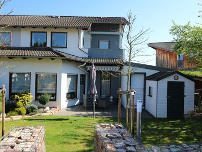 Photo for 4 **** Fewo, quiet location directly over St Goar, the Rhine and opposite Loreley