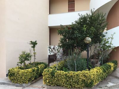 Photo for Basement flat located in the Lido area, few minutes walk from the beach.