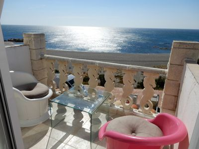 Photo for Wonderful first line beach townhouse in Playa Paraiso, Manilva!