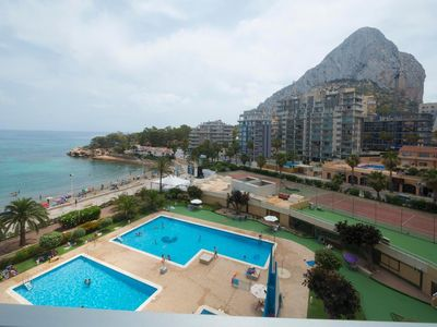 Photo for Apartment Calpe for 2 - 3 persons with 1 bedroom - Apartment