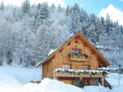 Photo for Beautiful cottage for 10 people in Les Deux Alpes