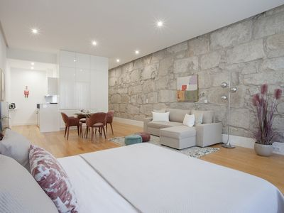 Photo for Liiiving in Porto | Downtown Luxury Apartment 1T