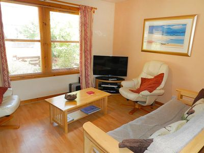 Photo for House in the center of Aviemore with Parking, Internet, Washing machine, Garden (38745)