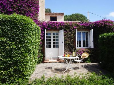 Photo for Semi-detached house, Roquebrune-sur-Argens  in Var - 4 persons, 2 bedrooms
