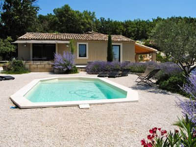 Photo for MAZET with private pool 5 minutes from the center of SAINT REMY DE PROVENCE