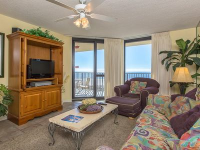 Photo for July Dates Available in this Fabulous Gulf Front 6th Floor Unit at Phoenix 6