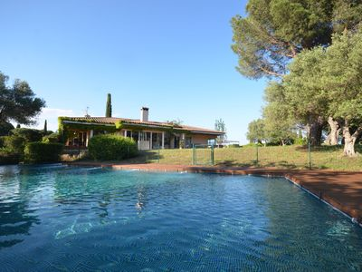 Photo for Ref. 2923 / HUTG - in process. FANTASTIC VILLA IN URB. SANT AMANÇ, WITH GARDEN AND PIS