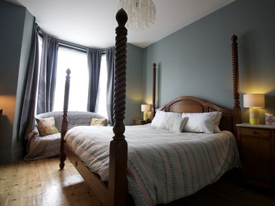 Photo for Weston Villa - duplex apartment 50 metres from the sea and from margate station