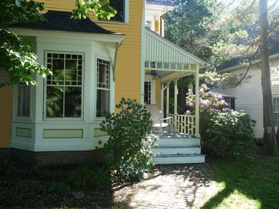 In the Heart of Maine, Nestled in Camden Village