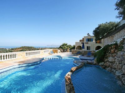 Photo for 3-bedroom Villa Kalypso With A Private (heated) Pool