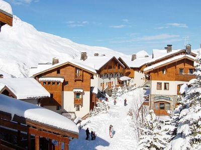 Photo for Vacation home Les Montagnettes (MEN604) in Les Menuires - 8 persons, 4 bedrooms