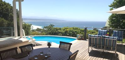 Photo for 5 Bedroom home with sea views, near Lookout beach