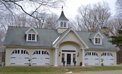 The Carriage House front view