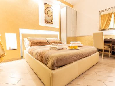 Photo for S&G Apartments - Gold 5min Walk From The Vatican