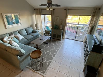 Photo for 2 Bedroom + loft,   Boats are Welcome! Sleeps 8  * Cotton Bayou Condominiums*