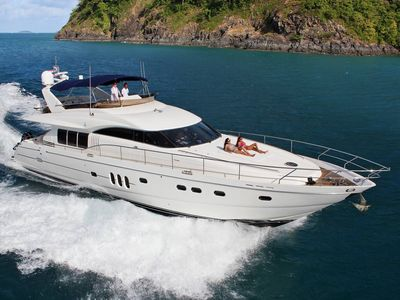 Photo for Fully catered Luxury Yacht in amazing Thailand