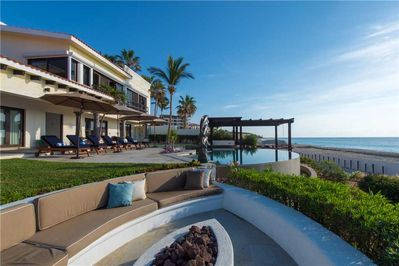 Villa Delfines is stunning inside and out