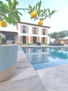 Photo for Villa in Aix countryside