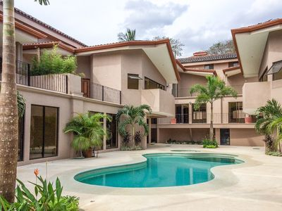 Photo for Spacious Costa Rican condo with shared pool & beach club access - close to town