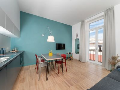 Photo for TWO-ROOM APARTMENT in Hotel Piazza Bellini & Apartments