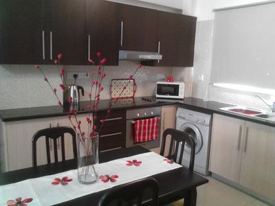 Lovely 2 Bedroom Private Apartment With Large Sun Terrace and Free WIFI