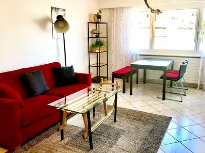 Photo for Holiday apartment St. Moritz for 1 - 4 persons with 1 bedroom - Holiday apartment in one or multi-fa