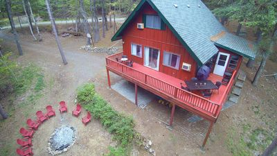 Photo for Wagner's Camp 4 beds 2 bath