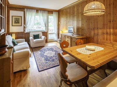 Photo for Very central apartment in Cortina, a few steps from the famous Corso Italia
