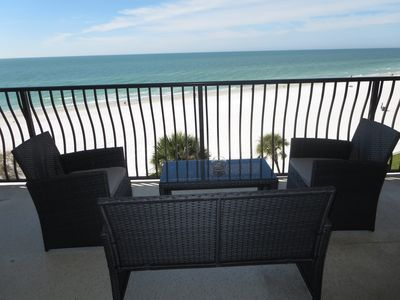 Photo for Penthouse Beachfront Condo-NEW in 2019! Monthly Available Nov, Dec, Jan, or Feb!