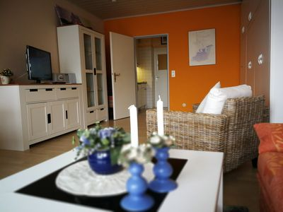Photo for Apartment / app. for 3 guests with 37m² in Fehmarn OT Burgtiefe - Südstrand (17005)