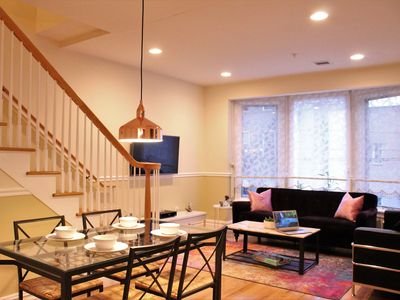 Photo for Luxury 3BR 2BA with Jacuzzi 15 Minutes from NYC Preview listing View calendar