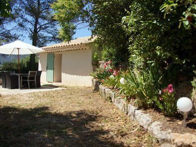 Photo for 1BR Cottage Vacation Rental in Saint-Zacharie, Provence-Alpes-Côte-D'Azur