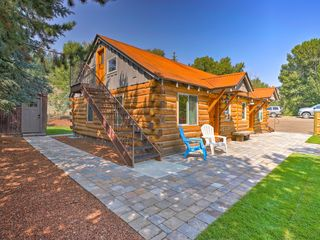The Cabin At Cold Springs -