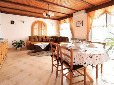 Photo for Holiday apartment Tribalj for 4 - 6 persons with 2 bedrooms - Holiday house