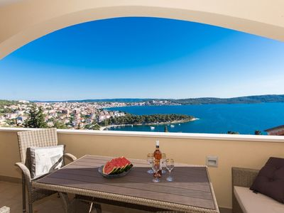 Photo for Apartment Marijan  - Trogir, Riviera Trogir, Croatia