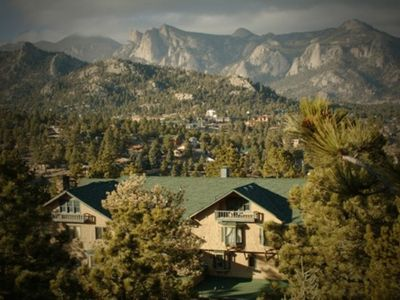 Photo for The Historic Crags Lodge - Amazing 2 Bedroom Suite