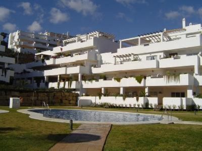 Photo for Spacious ground floor fully equipped luxury apartment in small friendly complex