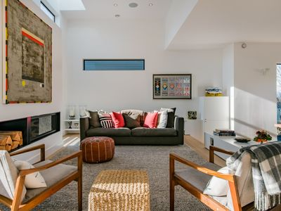 Photo for LUXURY Modern Kitsilano Family Home: Walk to Jericho Park and Beach, Vibrant West 4th Ave!