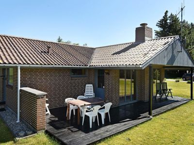 Photo for Vacation home Henne in Henne - 4 persons, 2 bedrooms