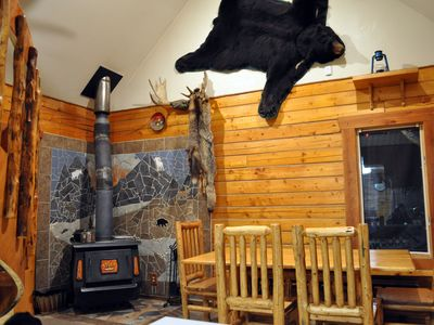 Photo for The Alaskan Log Home Experience