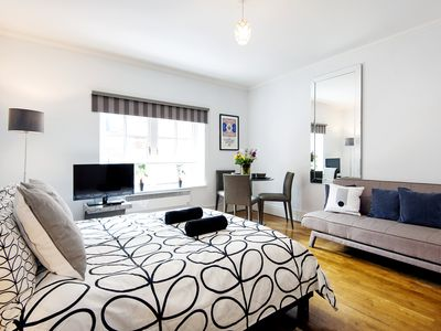 Photo for STYLISH STUDIO IN THE BEATING HEART OF THE MOST ATTRACTIVE COVENT GARDEN SPOT