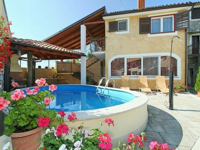Photo for Holiday house Zuzici for 4 - 6 persons with 2 bedrooms - Holiday house