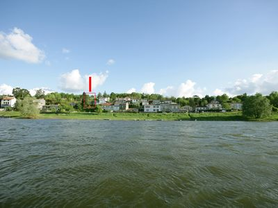 Photo for Charming house on the banks of the Loire
