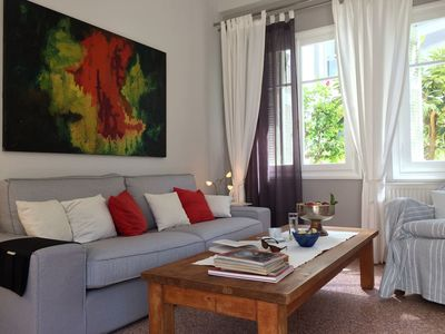 Photo for Colorful 110 m2 house in Chania City Center!