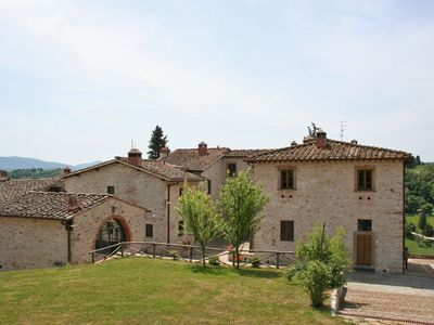 Photo for 1BR Apartment Vacation Rental in Grassina